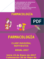 Clase Inaugural Repitientes Anual 2017