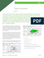 Datasheet-Creo GDT Advisor Extension-En