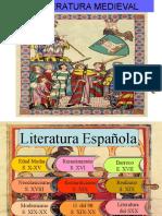 Esquemas Generales de Literatura Medieval