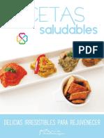 Delicias Irresistibles Para Rejuvenecer