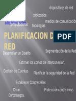 Planificacion de La Red