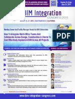 2 Bim Integration Congress 2015 Brochure Download 1 150611102719 Lva1 App6892