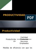 A03 Productividad