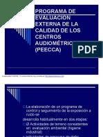 Microsoft Powerpoint - Programa de Evaluación Externa de La Calidad De