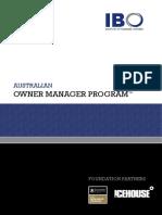 OMP Brochure 2017