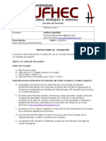 Datos Primera Asignacion Práctica Civil II