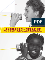 languages-speak up 2017