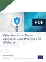 ENISA Cyber-Insurance 2016-11 FINAL