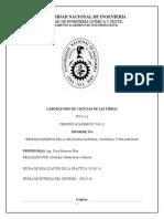 CIENCIAS de LA FIBRA 6to LABO Reconocimiento de Celulosa