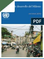 MDG Report 2010 Español