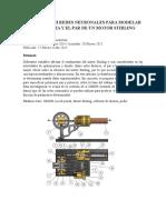 Usando Gmdh Redes Neuronales Para Modelar La Potencia y El Par de Un Motor Stirling