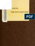 (1917) Some Facts About India