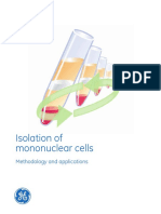 Isolation of Mononuclear Cells-ficoll