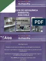 Geoquimica Chile