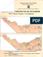 El Espacio Urbano en El Ecuador