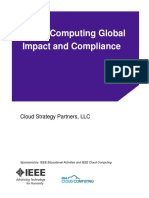 Cloud Computing Global Impact and Compliance