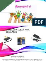 Cargador Solar Para Celulares