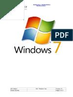 Informe Windows 7
