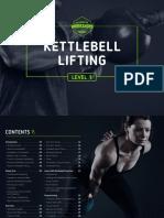 Kettlebell Lifting L1 Manual