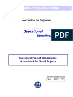 MGP-001A - Successful Project Management - This Document is .pdf