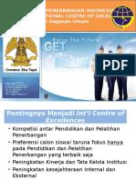 STPI Menuju International Center of Exellences
