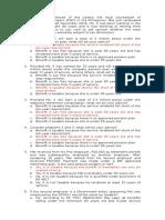 Taxation - Fisrt Pre-Board - 2016N