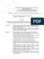 Sk Koordinasi Dan Komunikasi Pendaftaran Dengan Unit Penunjang Terkait