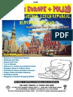 Eastern Europe 2017