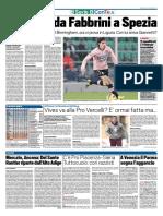 TuttoSport 25-01-2017 - Calcio Lega Pro