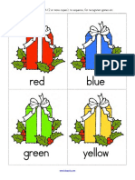Christmas Pack Colors