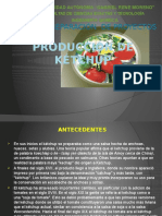 Producción de Kétchup