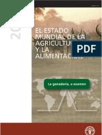 El estado de la agricultura y la alimentación 2009