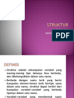 8 - Struktur