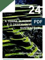 Decifrando a terra - cap 24 - a terra, a humanidade e o desenvolvimento sustentável