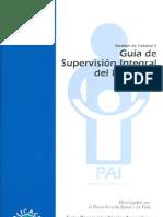 Guía de Supervisión Integral del PAI - NUT