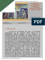 Escuelas y Formacion Del Clero en Los s. Xi Al Xv, Guijarro,s