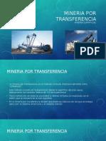 Mineria Por Transferencia