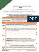 Driver New App Checklist Partb