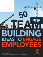 50 Team Building Ideas to Engage Employees