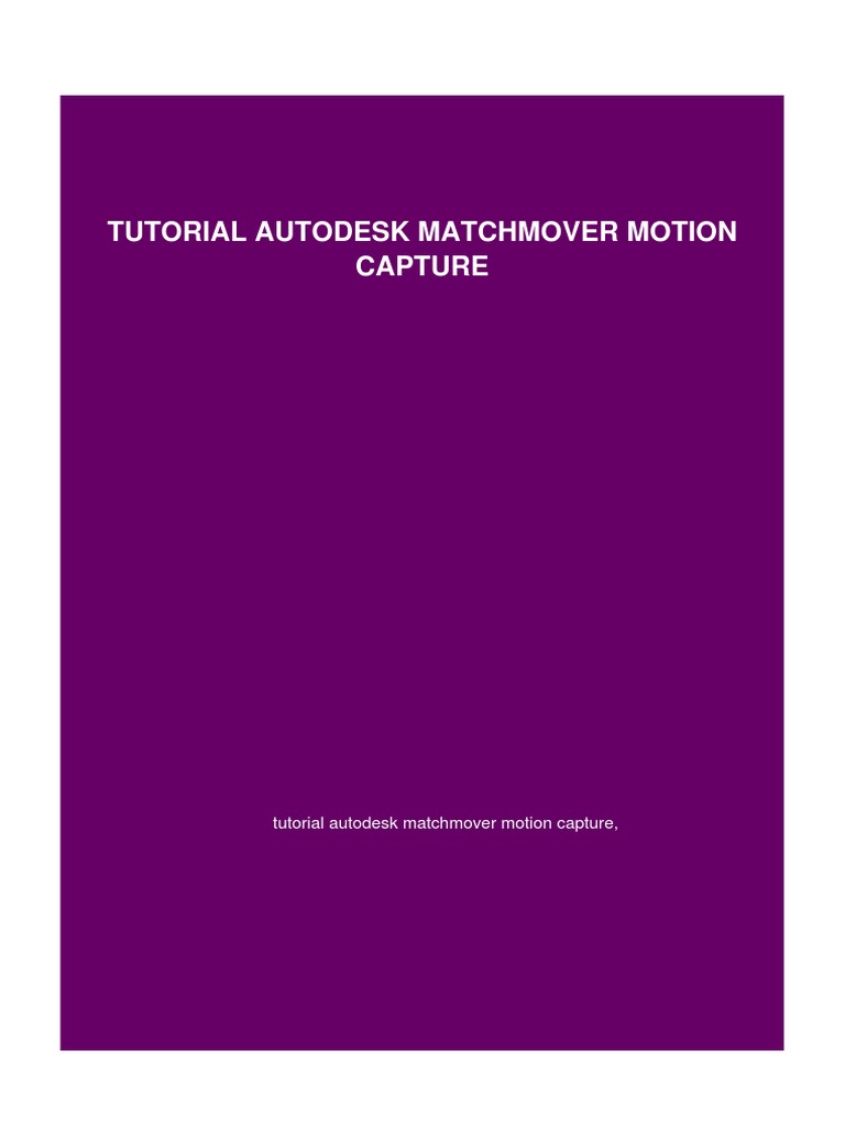 How to download autodesk matchmover youtube.
