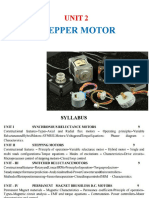 Stepper Motor 2016