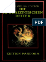 Cooper, Milton William - Die Apokalyptischen Reiter (1996, 529 S., Text)