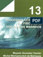Decifrando a terra - cap 13 - processos oceânicos e a fisiografia dos fundos marinhos
