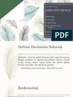 case dermatitis seboroik