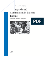 Radu_Bundeanca_Countryside and Communism in Eastern Europe