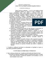 draft - Regulamentul Csc