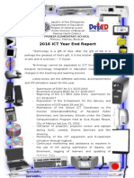 2016 ICT Year End Report