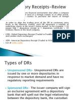 ADR-GDR-IDR
