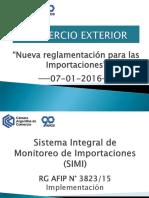 11_cac - Simi - Licencias y Rég Cambiario (07!01!16)
