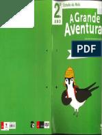 A Grande Aventura 2.º Ano - Caderno de Fichas - Estudo Do Meio